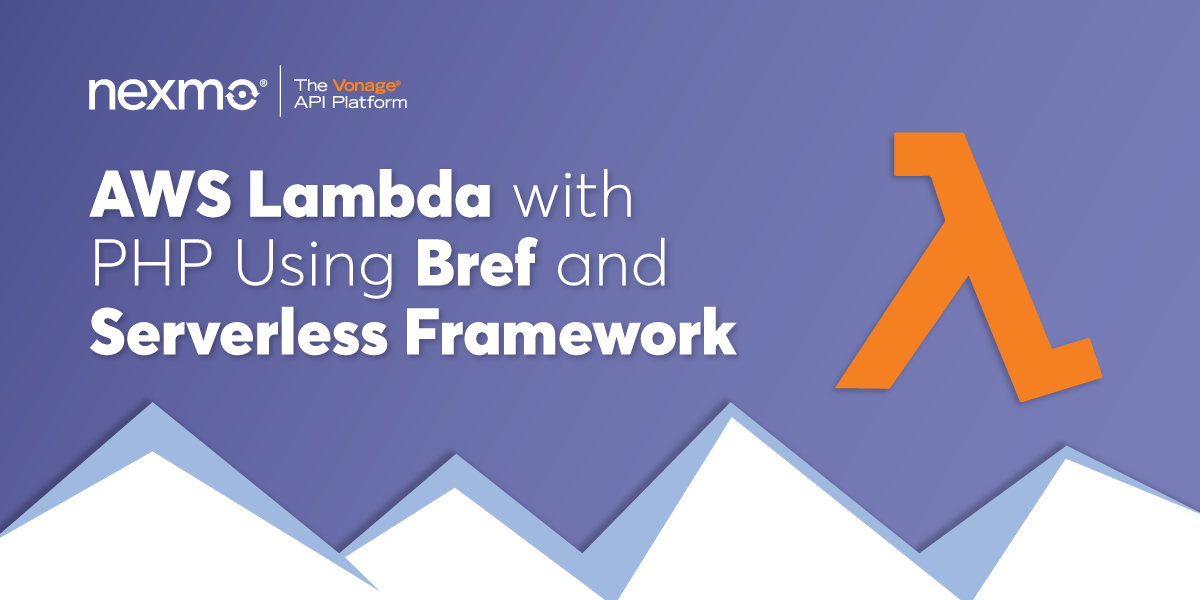AWS Lambda With PHP Using Bref And Serverless Framework