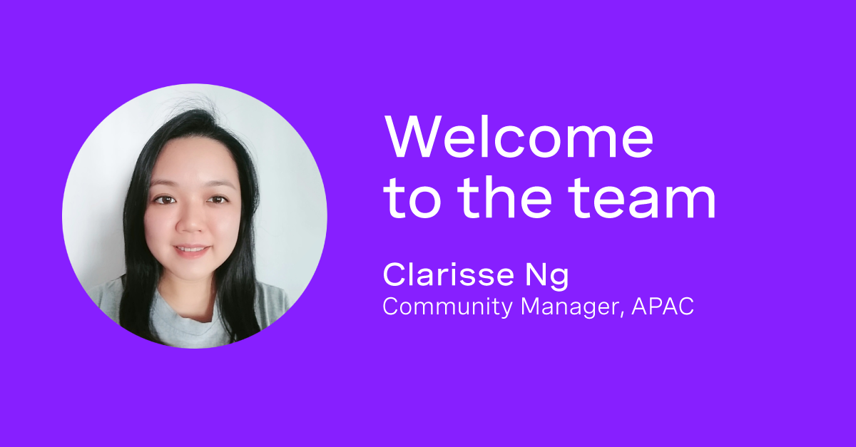 Clarisse Ng Joins the Vonage Developer Relations Team