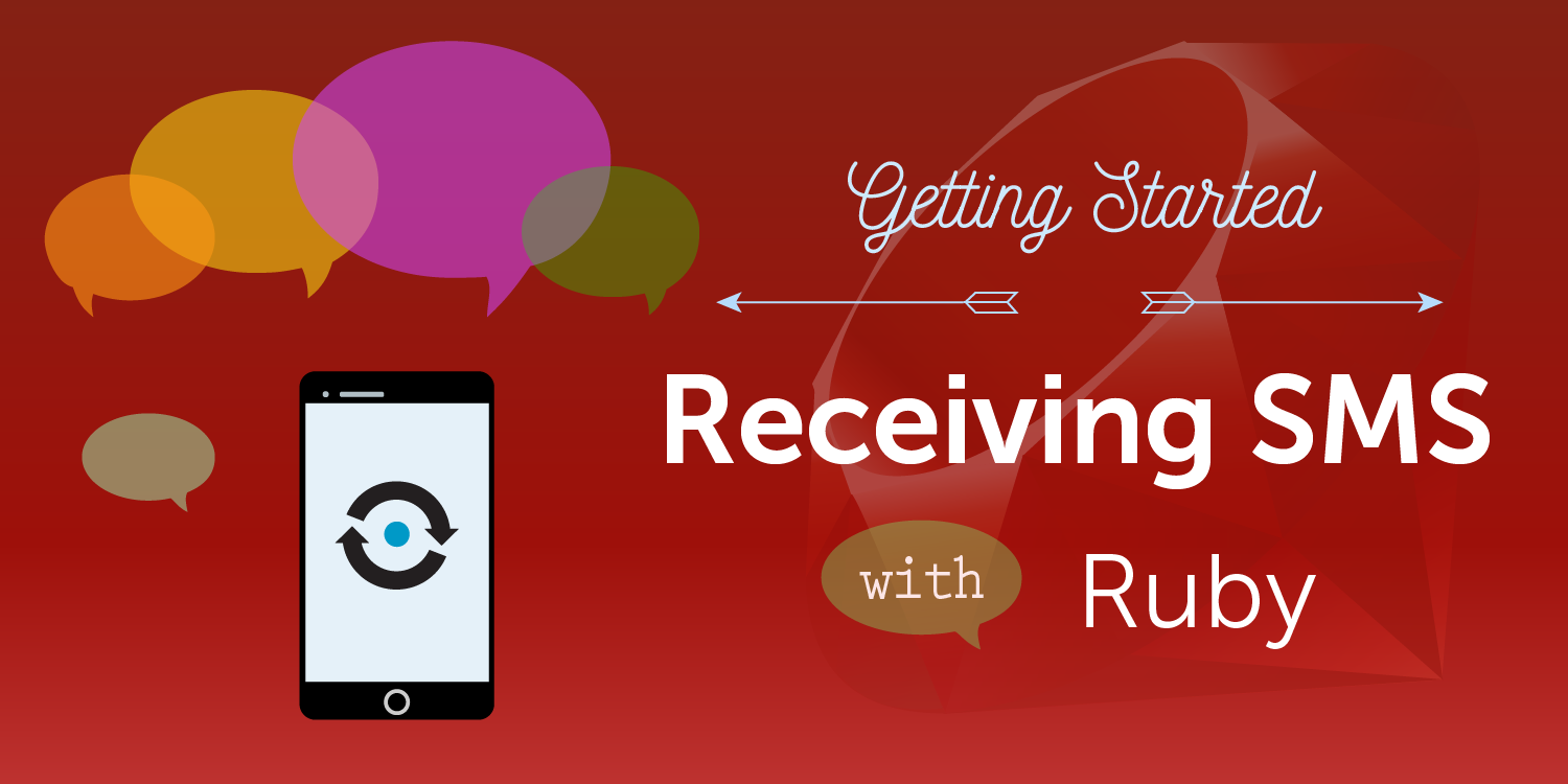 How to Receive SMS Messages with Ruby on Rails